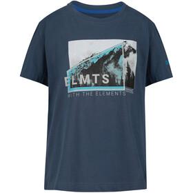 Regatta Bosley III T-Shirt Kids dark denim